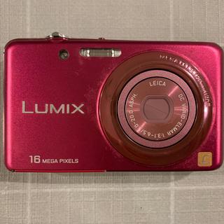Panasonic - LUMIX DMC-FH7 デジタルカメラ