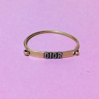 ディオール(Dior)の新品 dior ブレスレット  (ブレスレット/バングル)