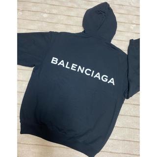 Balenciaga - BALENCIAGA PARIS バレンシアガ パーカー XS