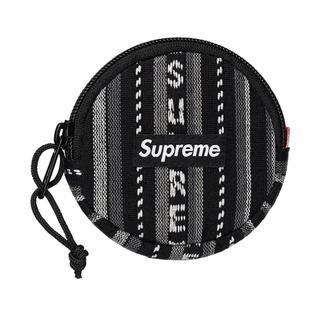 シュプリーム(Supreme)のsupreme woven stripe coin pouch シュプリーム (コインケース/小銭入れ)