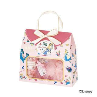 ディズニー(Disney)の不思議の国のアリス、金箔入り入浴剤 8点セット(入浴剤/バスソルト)