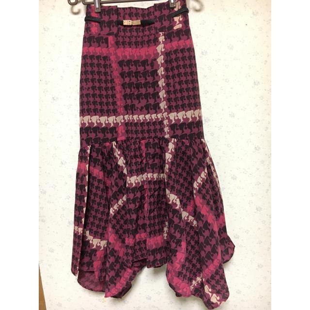 Lily Brown(リリーブラウン)のリリーブラウン マーメイドスカート レディースのスカート(ロングスカート)の商品写真