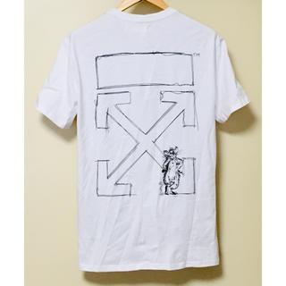 オフホワイト(OFF-WHITE)の今日だけ最大値下げしました off-white Tシャツ (Tシャツ/カットソー(半袖/袖なし))