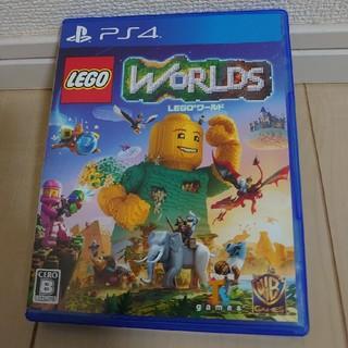 プレイステーション4(PlayStation4)のレゴ ワールド 目指せマスタービルダー PS4 初期動作確認済(家庭用ゲームソフト)