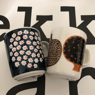 marimekko - マリメッコマグカップ 新品 2つセット