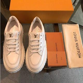 LOUIS VUITTON - ルイヴィトン ビジネス スニーカー 革靴
