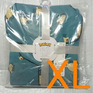 ジーユー(GU)のGU ポケモン カビゴン パジャマ XL サイズ(その他)