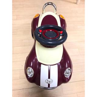 Ride-On TOY 乗り物 足けり 乗用玩具 クラシックカー(三輪車/乗り物)