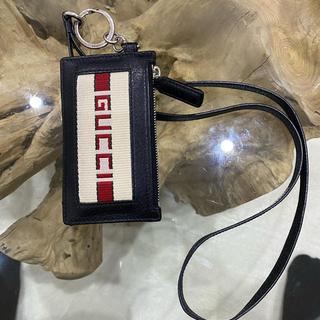 Gucci - GUCCI グッチ カードケース ホルダー カード入れ 池袋東武にて購入