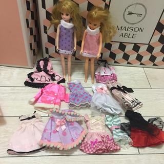 Takara Tomy - リカちゃん 人形 服ドレス ワンピース まとめ売り