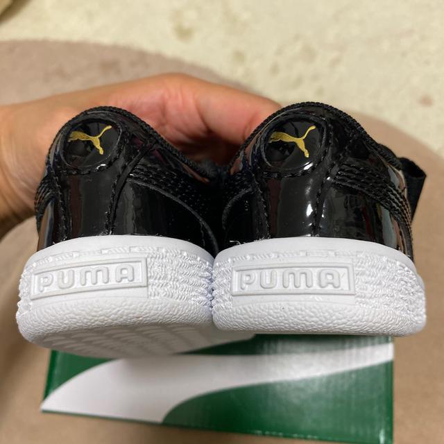 PUMA(プーマ)のPUMA スニーカー 13cm キッズ/ベビー/マタニティのベビー靴/シューズ(~14cm)(スニーカー)の商品写真