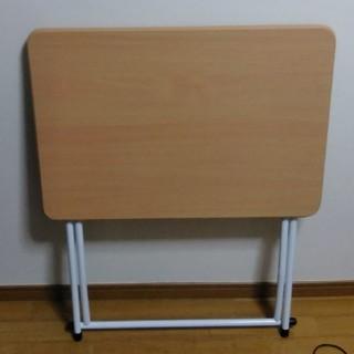 折り畳みデスク テーブル(折たたみテーブル)