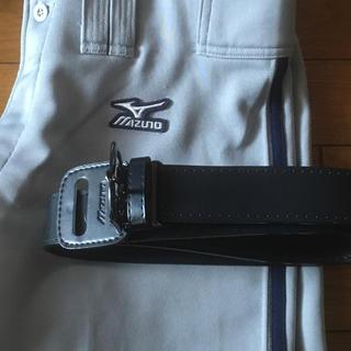 MIZUNO - 野球ミズノ ズボンOサイズ+ベルト