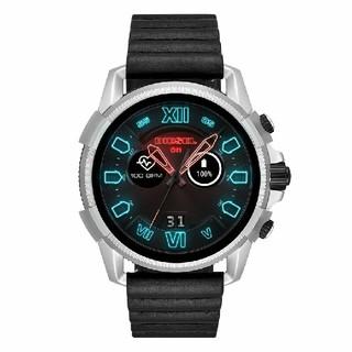 ディーゼル(DIESEL)のDIESEL ディーゼル スマートウォッチ DZT2008(腕時計(デジタル))