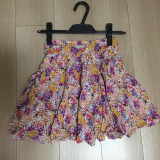 デイシー(deicy)のdeicy♡花柄♡スカート(ミニスカート)