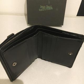 ジャンポールゴルチエ(Jean-Paul GAULTIER)のJean-Paul GAULTIER  二つ折り財布 カメレオンプレート(折り財布)