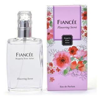 FIANCEE - ほぼ未使用 フィアンセ ハピリーエバーアフター フラワリングシークレット 香水