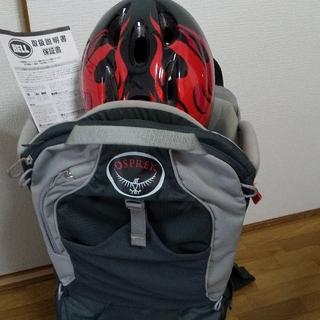 オスプレイ(Osprey)のオスプレー ポコ  & ベル ヘルメット(登山用品)