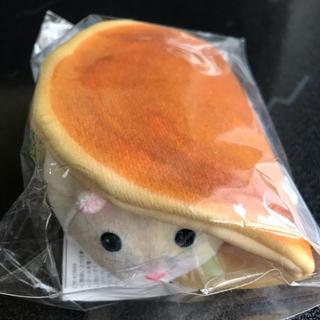 フェリシモ(FELISSIMO)のおもちハムスターの和菓子そっくりキーポーチ(小物入れ)