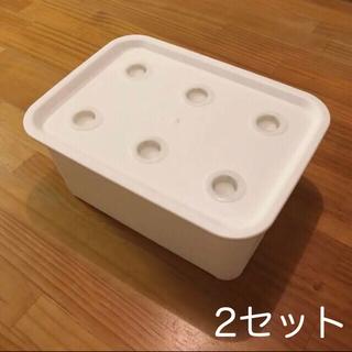 【未使用】水耕栽培キット 2セット(プランター)