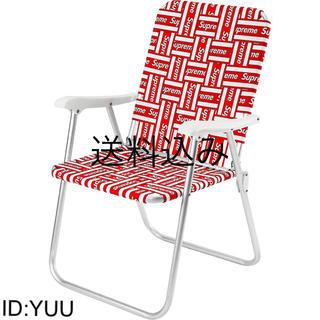 シュプリーム(Supreme)の【送料込】SUPREME Lawn Chair ローンチェア 椅子 イス(折り畳みイス)