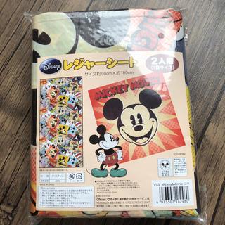 ディズニー(Disney)のディズニー ミッキー レジャーシート(その他)