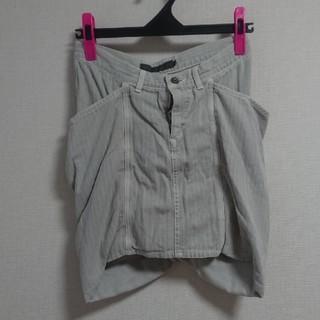 アゴストショップ(AGOSTO SHOP)のアゴスト キュロット風スカート おしゃれ(ひざ丈スカート)
