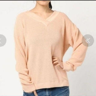SLY - 新品 SLY LOOSELY V/N TOPS