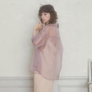Rosary moon - Organdiy Shirt