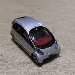 ミツビシ(三菱)のトミカ 廃盤  三菱i(ミニカー)