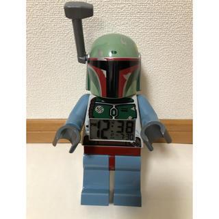レゴ(Lego)の★  値下げ! レゴ ボバフェット 時計 LEGO  格安 ★(SF/ファンタジー/ホラー)