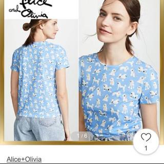 アリスアンドオリビア(Alice+Olivia)のアリスアンドオリビア  Tシャツ 値下げ(Tシャツ(半袖/袖なし))