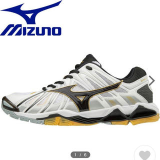 MIZUNO - ウエーブトルネードX2(バレーボール) MIZUNO バレーボール シューズ