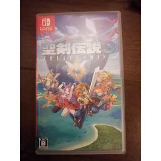 ニンテンドースイッチ(Nintendo Switch)の聖剣伝説3 トライアルズ オブ マナ Switch(家庭用ゲームソフト)