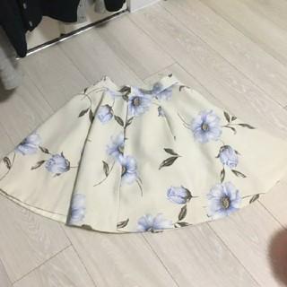 スナイデル(snidel)のSNIDEL スナイデル スカート(ひざ丈スカート)