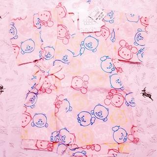 ディズニー(Disney)のディズニー  ミニー ベビー 浴衣 甚平 90cm(甚平/浴衣)