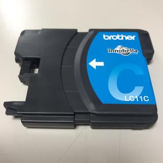 ブラザー(brother)の■brother 純正インクカートリッジ LC11C(オフィス用品一般)