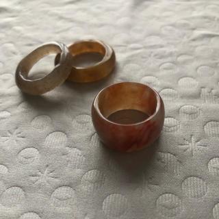 瑪瑙リング(リング(指輪))