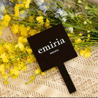 エミリアウィズ(EmiriaWiz)のEmiriawiz 2020春ノベルティ ハンドミラー(ノベルティグッズ)