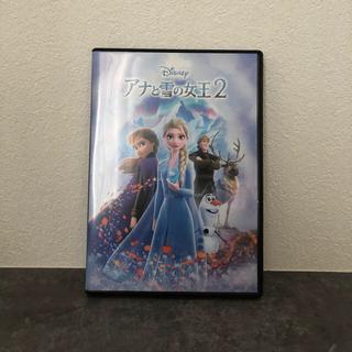 ディズニー(Disney)のひまわり様専用 アナと雪の女王2(数量限定) DVD(アニメ)