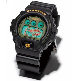 ヒステリックグラマー(HYSTERIC GLAMOUR)のヒステリックグラマー Gショック コラボ G-SHOCK DW-6900 未開封(腕時計(デジタル))