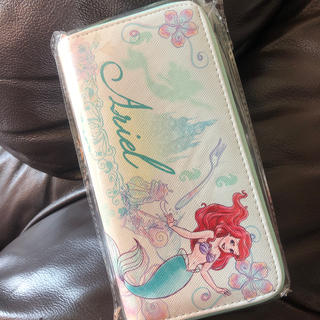 ディズニー(Disney)のディズニー アリエル 長財布(財布)