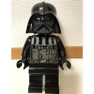 レゴ(Lego)の★値下げ! レゴ LEGO   ダースベイダー 時計 格安 スターウォーズ ★(SF/ファンタジー/ホラー)