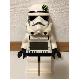 レゴ(Lego)の★ 値下げ!レゴ LEGO   ストームトルパー 時計 スターウォーズ 格安 ★(SF/ファンタジー/ホラー)