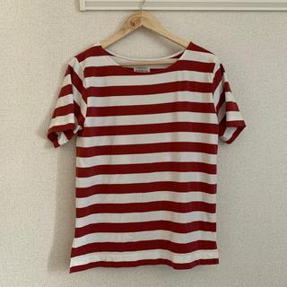 スタディオクリップ(STUDIO CLIP)のスタジオクリップ ボーダーシャツ(Tシャツ(半袖/袖なし))