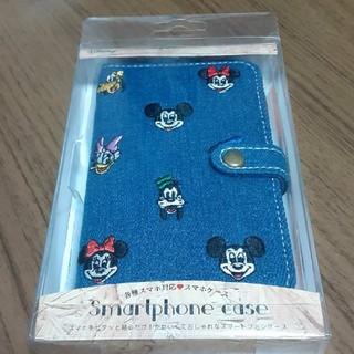 ディズニー(Disney)の各種対応スマホケース 粘着 新品未使用(スマホケース)