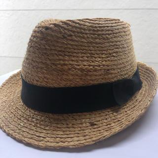 レイビームス(Ray BEAMS)のレイビームス♡麦わら帽子♡リボン♡(麦わら帽子/ストローハット)