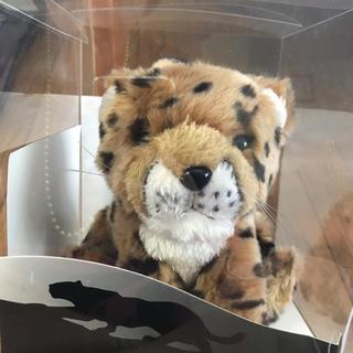 ジャガー(Jaguar)のJAGUARオリジナル ベビージャガーぬいぐるみ 非売品(ぬいぐるみ)
