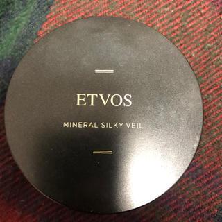 エトヴォス(ETVOS)のETVOS ミネラルシルキーベール フェイスパウダー(フェイスパウダー)
