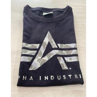 アルファインダストリーズ(ALPHA INDUSTRIES)のALPHA  メンズ半袖(Tシャツ/カットソー(半袖/袖なし))
